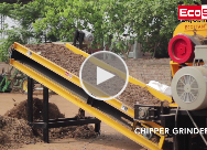 Chipper, Chipper Grinder, EcoStan® Chippers, Production: upto 10 Tonne/H