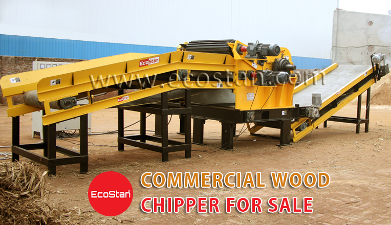 Commercial Wood Chipper for Sale Archives - Ecostan®