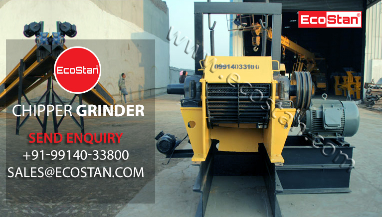 Chipper Grinder Manufacturer