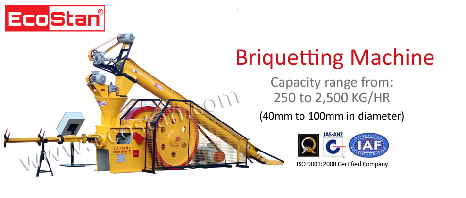 Briquette Machine Plant