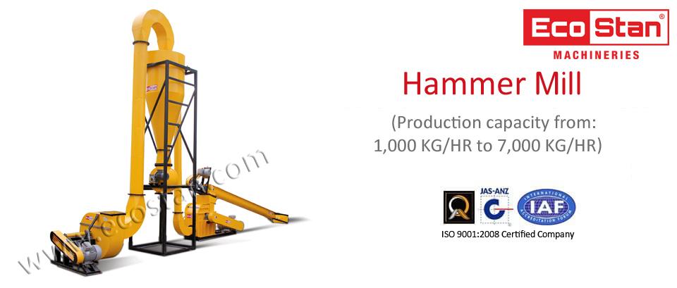 Hammer Grinder Manufacturers