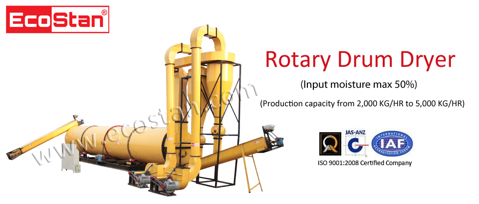 Rotary Drum Dryer Manufacturers