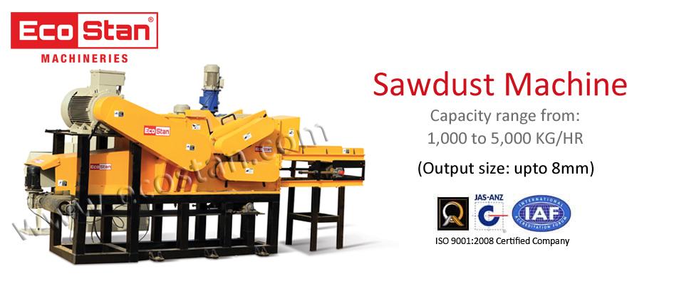 Sawdust Machine Manufacturers