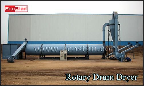 Rotary Drum Dryer